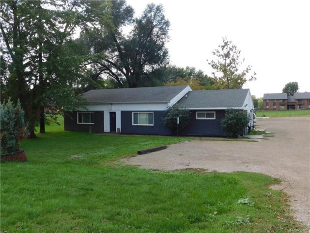 638 S S Grand Avenue Avenue, Fowlerville Vlg, MI 48836 (#218092298) :: The Buckley Jolley Real Estate Team
