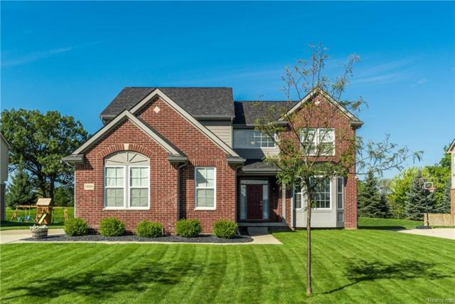 54906 Grenelefe Circle W, Lyon Twp, MI 48178 (#218092359) :: The Buckley Jolley Real Estate Team