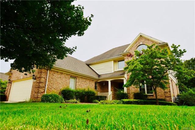 8600 Invitational Drive, Washington Twp, MI 48094 (#218092490) :: Duneske Real Estate Advisors