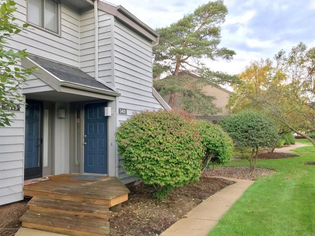 5417 Wild Oak Drive, Meridian Charter Twp, MI 48823 (#630000230685) :: Duneske Real Estate Advisors