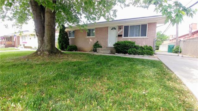 24951 Rosalind Avenue, Eastpointe, MI 48021 (#218092598) :: The Buckley Jolley Real Estate Team
