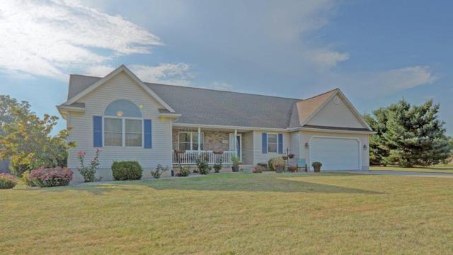 4018 Samantha Drive, Britton, MI 49229 (#57031360666) :: Duneske Real Estate Advisors