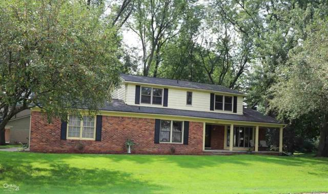 4266 Tyler Rd., Shelby Twp, MI 48316 (MLS #58031360681) :: The Toth Team