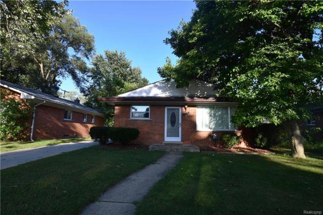 18686 Sunset Street, Livonia, MI 48152 (#218092658) :: Duneske Real Estate Advisors