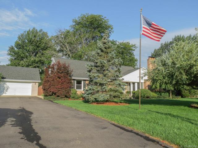 2770 Dayton Drive, Pittsfield, MI 48108 (#543260427) :: RE/MAX Classic