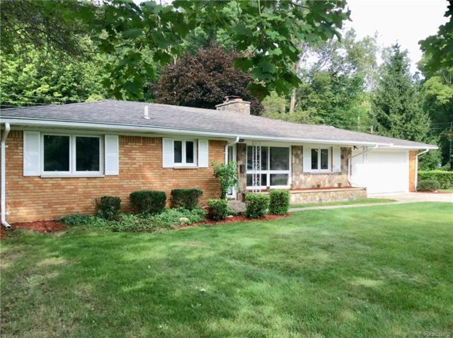 24885 Lakeland Street, Farmington Hills, MI 48336 (#218092682) :: RE/MAX Nexus