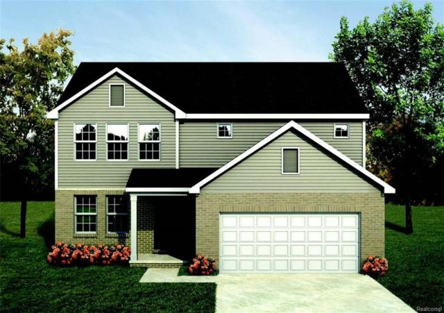 943 Sumter Drive, Canton Twp, MI 48188 (MLS #218092737) :: The Toth Team