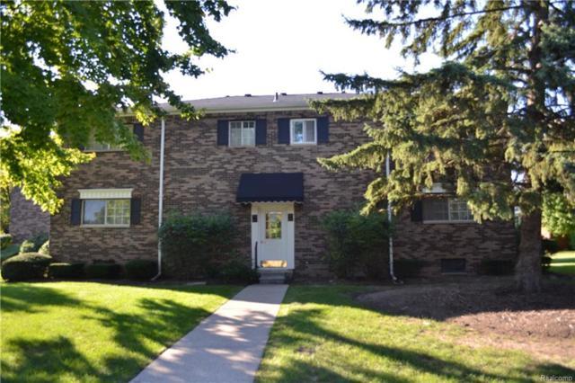 707 E Fox Hills Drive, Bloomfield Twp, MI 48304 (#218092740) :: Duneske Real Estate Advisors