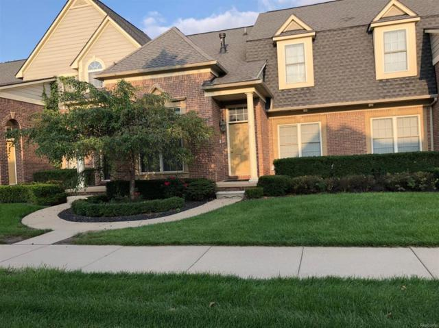 1285 W Crystal Circle #214, Canton Twp, MI 48187 (#543260038) :: RE/MAX Vision