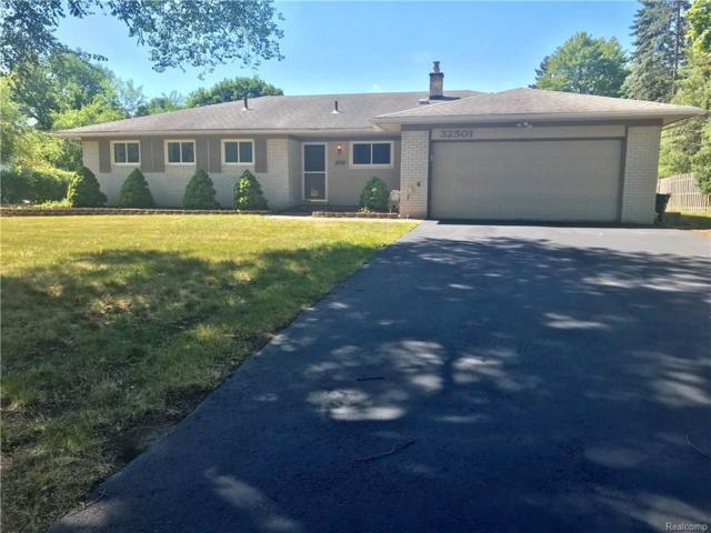 32501 W Thirteen Mile, Farmington Hills, MI 48334 (#218092799) :: RE/MAX Nexus