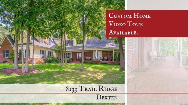 8133 Trail Ridge, Webster Twp, MI 48130 (#543260385) :: Duneske Real Estate Advisors