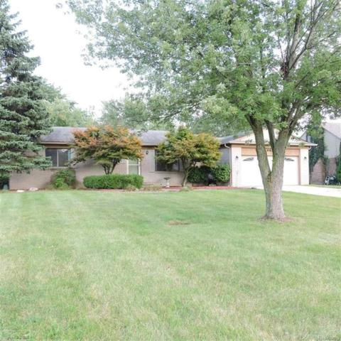 24474 Cote Dnel, Farmington Hills, MI 48336 (#58031360746) :: RE/MAX Nexus