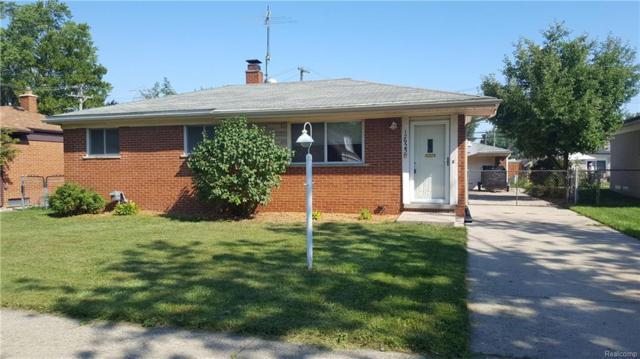 12925 Common Road, Warren, MI 48088 (#218092865) :: Duneske Real Estate Advisors