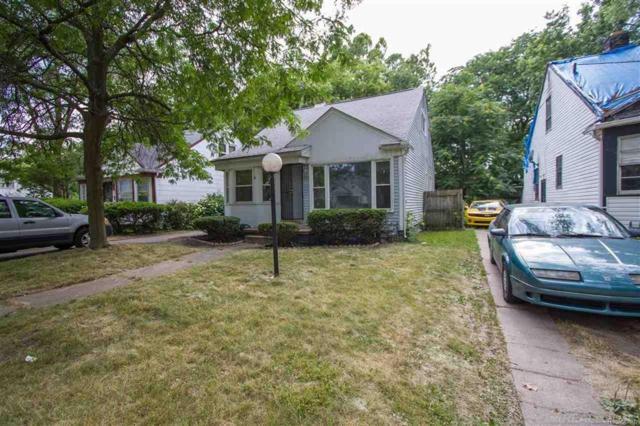 18659 Gilchrist, Detroit, MI 48235 (#58031360769) :: Duneske Real Estate Advisors