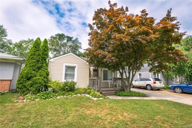 20129 Rensellor Street, Livonia, MI 48152 (#218092925) :: RE/MAX Classic