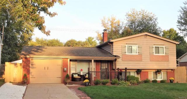 1075 Gault Drive, Ypsilanti Twp, MI 48198 (MLS #543260423) :: The Toth Team