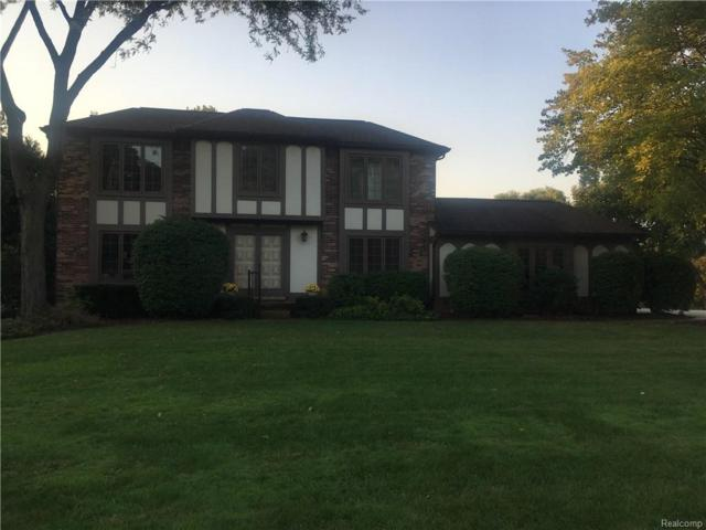 37155 Tina Drive E, Farmington Hills, MI 48335 (#218092987) :: RE/MAX Nexus