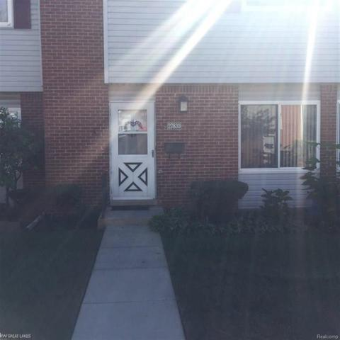27830 Eastwick Square, Roseville, MI 48066 (#58031360785) :: Duneske Real Estate Advisors
