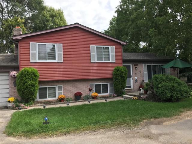 3407 Rockhaven Avenue, Rochester Hills, MI 48309 (#218093001) :: RE/MAX Classic
