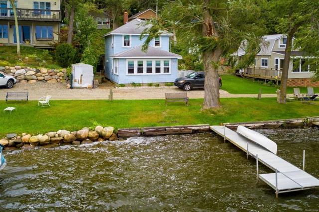 1448 Sugarloaf Lake Road, Lyndon Twp, MI 48118 (#543260493) :: RE/MAX Vision