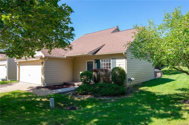 41423 Belden Circle, Novi, MI 48377 (#218093066) :: Duneske Real Estate Advisors