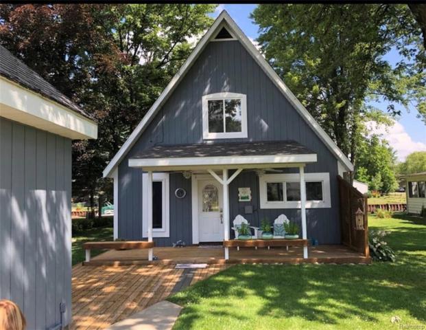 316 Twin Lake Road, Beaverton, MI 48612 (MLS #218093099) :: The Toth Team