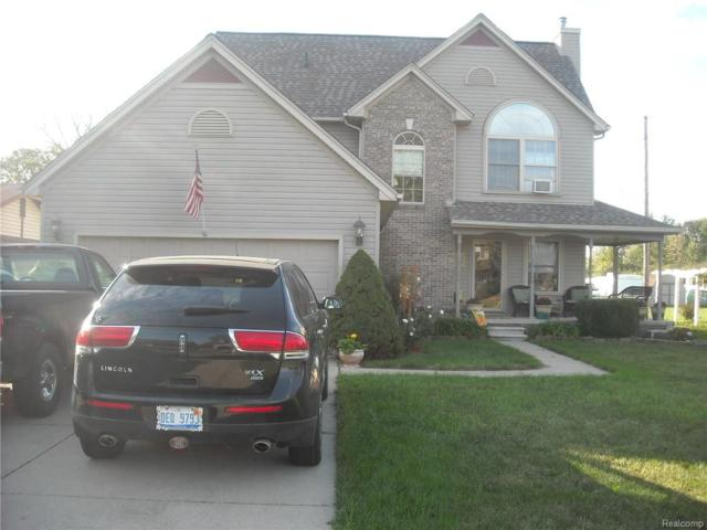 26788 Emma Avenue, Flat Rock, MI 48134 (#218093272) :: Duneske Real Estate Advisors