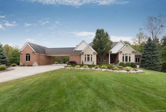 1832 N Rochester Road, Oakland Twp, MI 48363 (#218093308) :: Duneske Real Estate Advisors