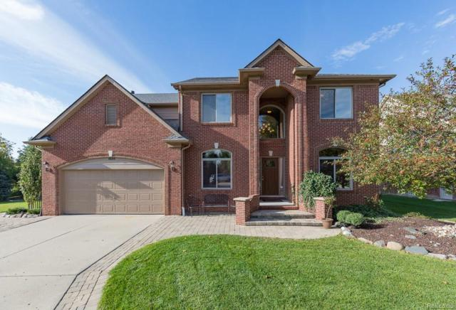 8684 Washington Woods Drive, Washington Twp, MI 48094 (#218093348) :: Duneske Real Estate Advisors
