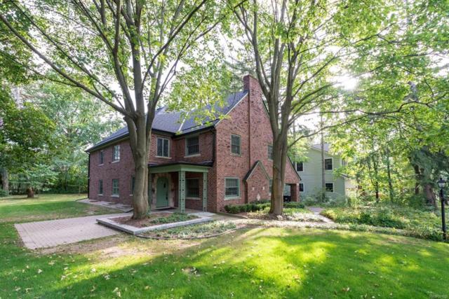 1832 Vinewood Boulevard, Ann Arbor, MI 48104 (#543260511) :: RE/MAX Classic