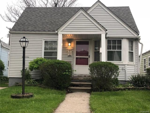 3724 S Ethel Street, Detroit, MI 48217 (#218093463) :: RE/MAX Vision