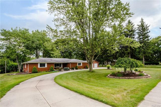 29734 Drake Road, Farmington Hills, MI 48331 (MLS #218093485) :: The Toth Team
