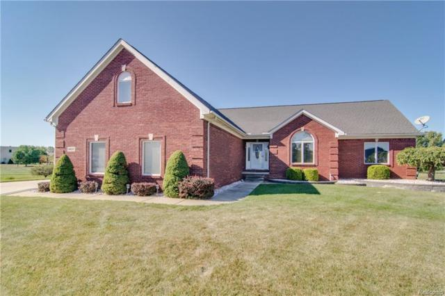 8437 Talon Court, Berlin Twp, MI 48166 (#218093496) :: RE/MAX Nexus