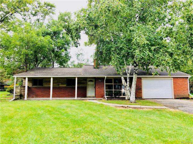 28301 Bayberry Road, Farmington Hills, MI 48331 (#218093507) :: Duneske Real Estate Advisors