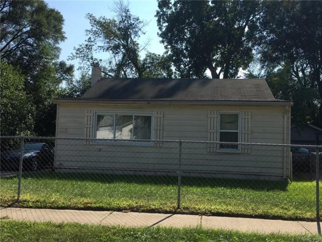 739 Blaine, Pontiac, MI 48340 (#218093589) :: Duneske Real Estate Advisors