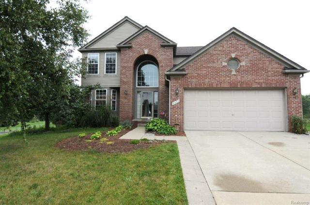 6463 Oakbrook Drive, Ypsilanti, MI 48197 (MLS #543260518) :: The Toth Team