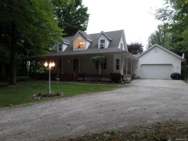 7731 Sparling, Wales Twp, MI 48027 (#218093632) :: RE/MAX Classic
