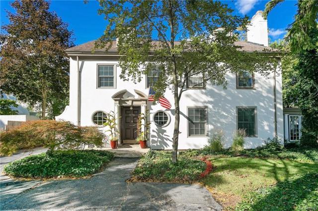 1179 E Maple Road, Birmingham, MI 48009 (#218093706) :: Duneske Real Estate Advisors