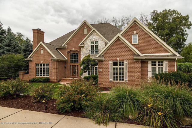 6438 Ridgepond Drive, Meridian Charter Twp, MI 48823 (#630000230777) :: Duneske Real Estate Advisors