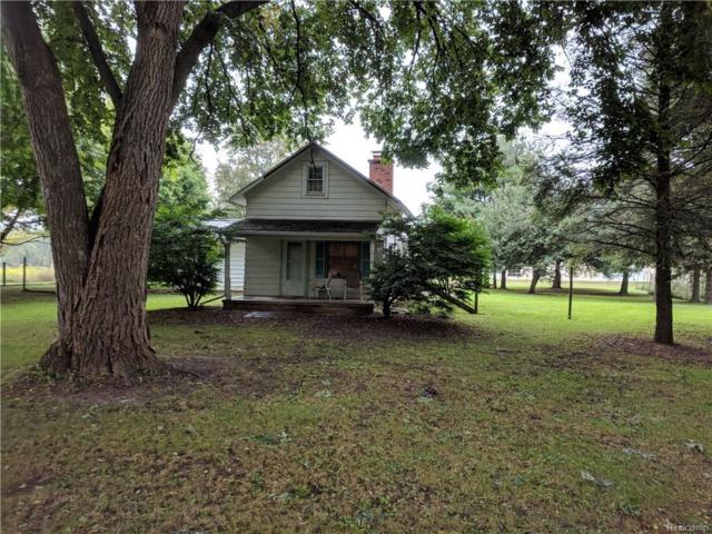 56140 Nine Mile Road, Lyon Twp, MI 48178 (#218093916) :: RE/MAX Vision