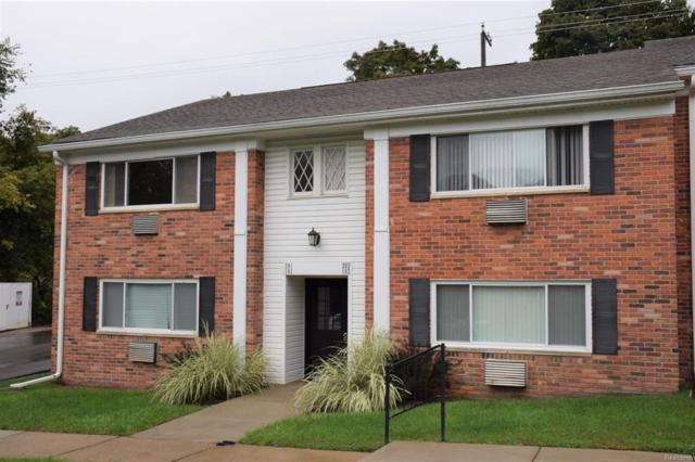 525 Fairbrook Street #201, Northville - Wayne, MI 48167 (#543260457) :: RE/MAX Classic