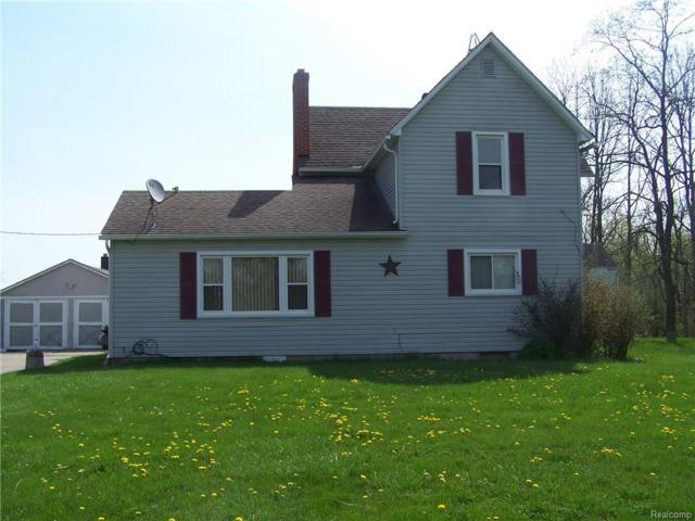 1709 Wadhams Road, Saint Clair Twp, MI 48079 (#218094029) :: The Buckley Jolley Real Estate Team