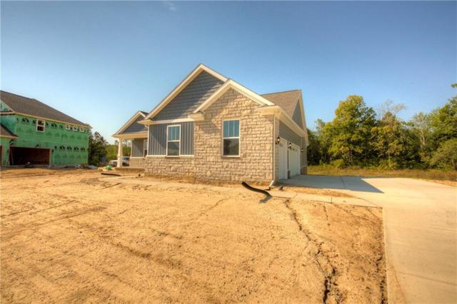 2468 Walnut View Drive (Homesite 14), Hartland Twp, MI 48855 (#218094045) :: KNE Realty 360