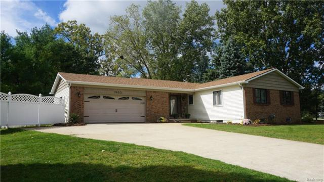 3683 Taggett Lake Drive, Highland Twp, MI 48357 (#218094124) :: RE/MAX Classic