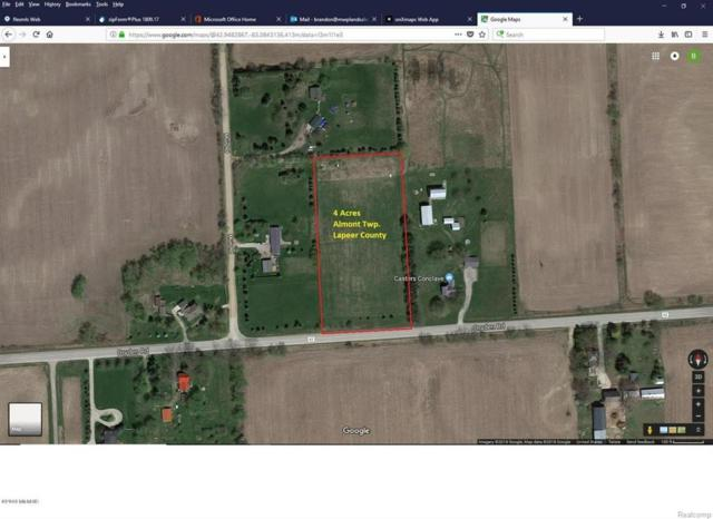 Vl Dryden Road, Out Of Area, MI 48003 (#53018047641) :: RE/MAX Vision