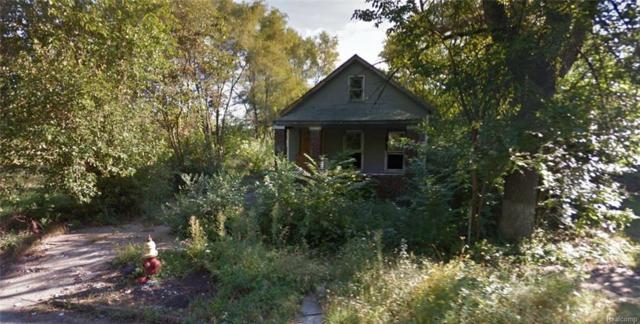 217 S Morrell Street, Detroit, MI 48209 (#218094133) :: RE/MAX Vision