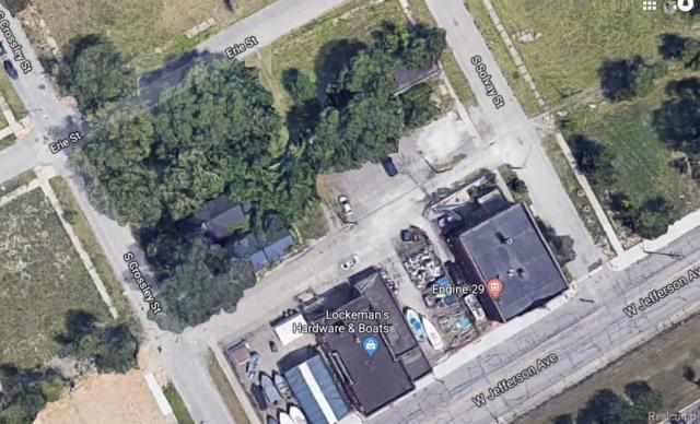 825 S Crossley Street, Detroit, MI 48209 (#218094134) :: RE/MAX Vision