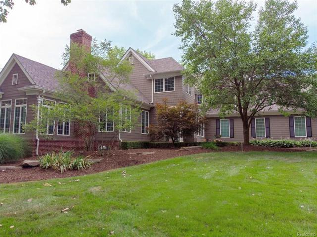 53 W Buell Road, Oakland Twp, MI 48363 (#218094280) :: The Buckley Jolley Real Estate Team