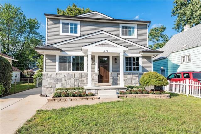 619 E University Avenue, Royal Oak, MI 48067 (#218094545) :: Duneske Real Estate Advisors