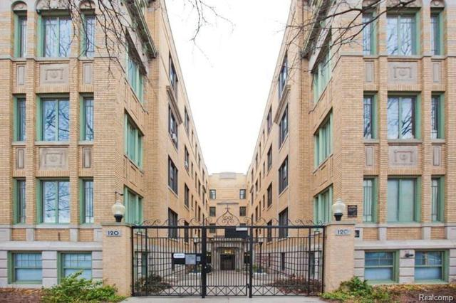 120 Seward #109, Detroit, MI 48202 (#218094551) :: Duneske Real Estate Advisors